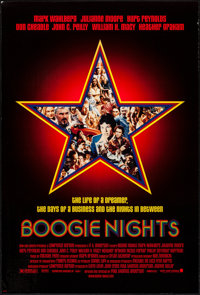 """Boogie Nights and Other Lot (New Line, 1997). One Sheets (27"""" X 40"""" & 27"""" X 41"""") DS Regular..."""