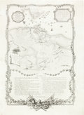 Miscellaneous:Maps, [Map - Revolutionary War]. Plan of Yorktown in Virginia and Adjacent Country, Exhibiting the operations of the American ...