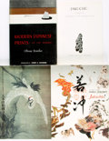 Books:Art & Architecture, [Japanese Art]. Group of Four Books about Japanese Art. Various publishers and dates. Original bindings. Dust jackets if app... (Total: 4 Items)