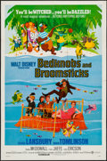 """Movie Posters:Animation, Bedknobs and Broomsticks & Others Lot (Buena Vista, 1971). OneSheet (27"""" X 41"""") & Inserts (2) (14"""" X 36""""). Animation.. ...(Total: 3 Items)"""