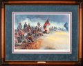 Art, Mort Künstler. Valor in Gray (2002). 23 x 15 Inches. Print onpaper; AP22 of 95. Condition: Very good . Accompanied by cert...