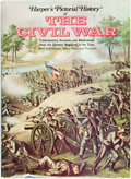 Books:Americana & American History, [Civil War]. Alfred H. Guernsey and Henry M. Alden. Harper'sPictorial History of the Civil War. New York: Fairfax P...
