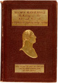Books:Americana & American History, [George Washington]. Special News Releases Relating to the Lifeand Time of George Washington. United States George ...