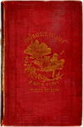 Books:Literature Pre-1900, Charles Dickens. The Battle of Life. London: Bradbury andEvans, 1846. First edition, later state. Original cloth bi...