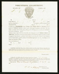 Miscellaneous:Other, Union Volunteer Enlistment Form.. ...