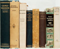 Books:Americana & American History, [George Washington]. Group of Eight Books on George Washington. Oneinscribed by the author (Blair Niles). Includes ... (Total: 8Items)