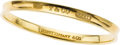 Estate Jewelry:Bracelets, Tiffany & Co. Gold Bracelet. ...