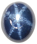 Estate Jewelry:Unmounted Gemstones, Unmounted Star Sapphire. ...