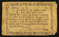 Colonial Notes:Massachusetts, Massachusetts June 18, 1776 1s Very Good-Fine.. ...
