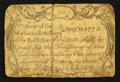 Colonial Notes:Massachusetts, Massachusetts August 18, 1775 2s 6d Very Good.. ...