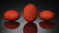 Gems:Cabochons, FINE GEMSTONES: MEDITERRANEAN RED CORAL SUITE - 38.94 TCW..Italy. ...