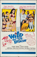 """Movie Posters:Comedy, Wild on the Beach (20th Century Fox, 1965). One Sheet (27"""" X 41""""). Comedy.. ..."""