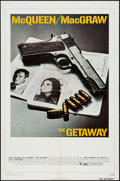 """Movie Posters:Action, The Getaway (National General, 1972). One Sheet (27"""" X 41"""").Action.. ..."""