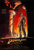 "Movie Posters:Adventure, Indiana Jones and the Temple of Doom (Paramount, 1984). One Sheet(27"" X 41"") Style A. Adventure.. ..."