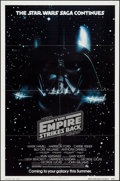 "Movie Posters:Science Fiction, The Empire Strikes Back (20th Century Fox, 1980). One Sheet (27"" X41""). Science Fiction.. ..."