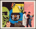 "Movie Posters:Science Fiction, Gog (United Artists, 1954). Title Lobby Card (11"" X 14""). ScienceFiction.. ..."