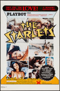 """Movie Posters:Adult, The Starlets (Quadra Vision International, 1977). One Sheet (27"""" X 41"""") & Uncut Pressbooks (4) (4 Pages, 9"""" X 12""""). Adult.. ... (Total: 5 Items)"""