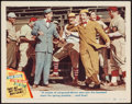 """Movie Posters:Musical, Take Me Out to the Ball Game (MGM, 1949). Lobby Card (11"""" X 14""""). Musical.. ..."""