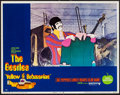 "Movie Posters:Animation, Yellow Submarine (United Artists, 1968). Lobby Card (11"" X 14"").Animation.. ..."