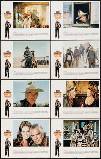 "Monte Walsh & Other Lot (National General, 1970). Lobby Card Sets of 8 (2) (11"" X 14""). Western. ... (..."