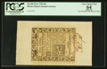 Colonial Notes:Rhode Island, Rhode Island May 1786 40s PCGS Apparent Very Choice New 64.. ...