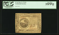 Colonial Notes:Continental Congress Issues, Continental Currency May 9, 1776 $6 PCGS Very Fine 35PPQ.. ...
