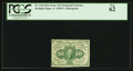 Fractional Currency:First Issue, Fr. 1242 10¢ First Issue PCGS New 62.. ...