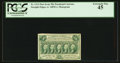 Fractional Currency:First Issue, Fr. 1312 50¢ First Issue PCGS Extremely Fine 45.. ...