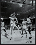 Basketball Collectibles:Photos, 1968-69 Boston Celtics Multi Signed Oversized Photograph....