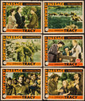 """Movie Posters:Action, Northwest Passage (MGM, 1940). Lobby Cards (6) (11"""" X 14"""").Action.. ... (Total: 6 Items)"""