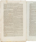 Miscellaneous:Ephemera, [Andrew Jackson and the American Indians]. Niles' Weekly Register....
