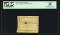 Colonial Notes:North Carolina, North Carolina July 14, 1760 40s PCGS Apparent Very Fine 20.. ...