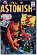 Silver Age (1956-1969):Horror, Tales to Astonish #20 (Marvel, 1961) Condition: VG/FN....