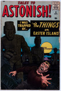 Silver Age (1956-1969):Horror, Tales to Astonish #5 (Marvel, 1959) Condition: VG....