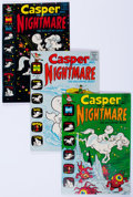 Bronze Age (1970-1979):Cartoon Character, Casper and Nightmare #21-46 File Copies Group (Harvey, 1968-74).... (Total: 68 Comic Books)