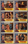 """Movie Posters:Exploitation, Speed Crazy (Allied Artists, 1959). Lobby Card Set of 8 (11"""" X 14""""). Exploitation.. ... (Total: 8 Items)"""