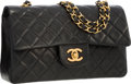 Luxury Accessories:Bags, Chanel Black Quilted Lambskin Leather Jumbo Single Flap Bag withGold Hardware. ...