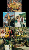 """Movie Posters:Fantasy, Doctor Dolittle (20th Century Fox, 1968). Deluxe Lobby Cards (7) (11"""" X 14""""). Fantasy.. ... (Total: 7 Items)"""