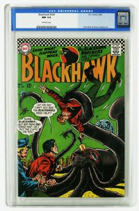 Blackhawk #224 (DC, 1966) CGC NM 9.4 Off-white pages. Dick Dillin and Chuck Cuidera art. Overstreet 2006 NM- 9.2 value =...