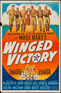 "Movie Posters:War, Winged Victory (20th Century Fox, 1944). One Sheet (27"" X 41"")Style A. War.. ..."