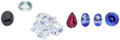Estate Jewelry:Unmounted Gemstones, Unmounted Gemstones. ...