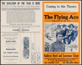 "Movie Posters:Black Films, The Flying Ace (Norman, 1926). Uncut Pressbook (14"" X 22""). BlackFilms.. ..."
