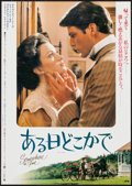 "Movie Posters:Fantasy, Somewhere in Time (Universal, 1981). Japanese B2 (20.25"" X 28.5""). Fantasy.. ..."