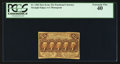 Fractional Currency:First Issue, Fr. 1282 25¢ First Issue PCGS Extremely Fine 40.. ...