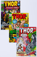 Bronze Age (1970-1979):Superhero, Thor Group (Marvel, 1971-76) Condition: Average FN-.... (Total: 35 Comic Books)