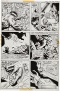 Original Comic Art:Panel Pages, George Tuska and Billy Graham Hero for Hire #8 Page 2Original Art (Marvel, 1973)....