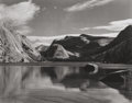 Photographs, EDWARD WESTON (American, 1886-1958). Lake Tenaya, 1937. Gelatin silver, printed later by Cole Weston. 7-1/2 x 9-3/8 inch...