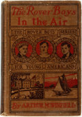 Books:Children's Books, Edward Stratemeyer (as Arthur M. Winfield). The Rover Boys inthe Air. New York: Grosset & Dunlap, 1912. Reprint. Or...