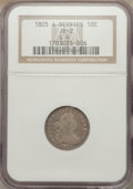 Early Dimes, 1805 10C 4 Berries, JR-2, R.2, Good 4 NGC. NGC Census: (4/226).PCGS Population (0/7). Mintage: 120,780. ...