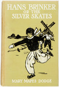 Books:Children's Books, Mary Mapes Dodge. Hans Brinker or the Silver Skates. A Story ofLife in Holland. Chicago: M.A. Donohue, [n.d., ca. 1...